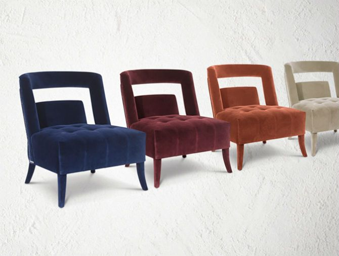 Find the Best Velvet Armchair for Your Bedroom #bedroomchairs #modernchairs #velvetarmchair chair design, small armchair, upholstered chairs | See more at http://modernchairs.eu/find-the-best-velvet-armchair-for-your-bedroom/