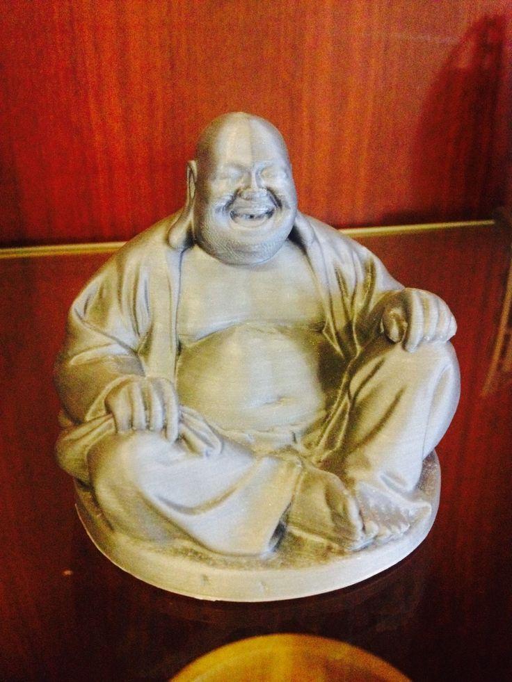 Buddha printed on the RL100