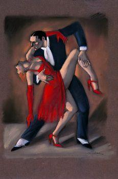 Mariano Otero Tango de passion
