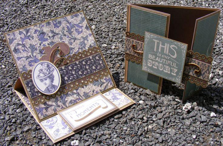 A2Z Scraplets: Gorgeous cards ~Karyn Watton