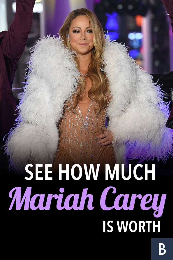 Mariah Carey's Net Worth Seems Like a Fantasy -- From songwriter to vocal phenomenon, Mariah Carey has built her net worth to over $500 million. See how she climbed to the top.  Photo credit: ANGELA WEISS/Getty Images