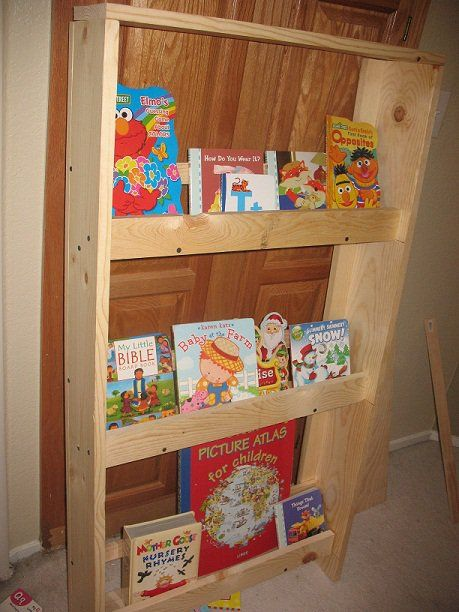 Bookshelf | Do It Yourself Home Projects from Ana White