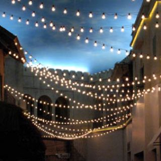 The Best Outdoor String Lights To Light Up the Backyard, Patio, or Balcony —…