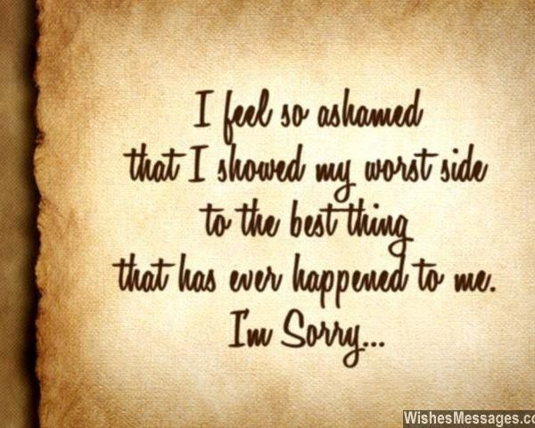 I Am Sorry Messages For Husband Apology Quotes For Him Throughout I Am Sorry Quotes For Husband Pickuplines Apologizing Quotes Mistake Quotes Im Sorry Quotes