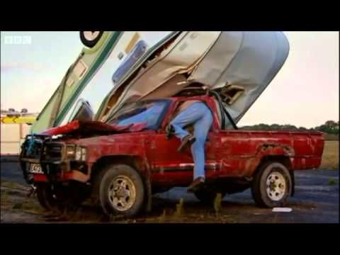 TOYOTA HILUX  that can not be destroyed on TOP GEAR - YouTube