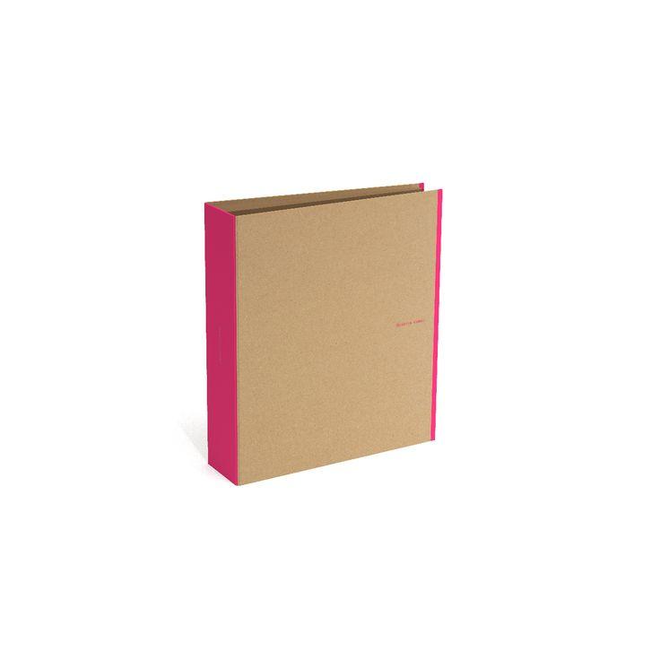 Capa de Argolas Quattro Colori Neon Rosa Ref.ª LN16041_4