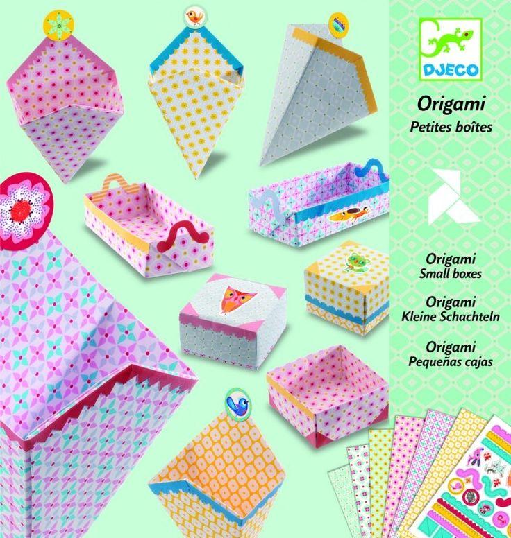 Kirigami, Small Boxes