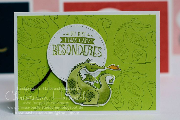 stampin up zauberhafter tag, stampin up drache, stampin up dragon, stampin up