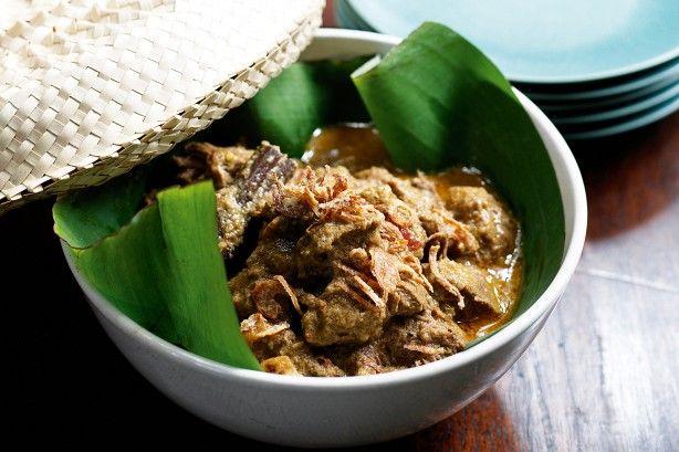 Kari kambing (Lamb curry) main image