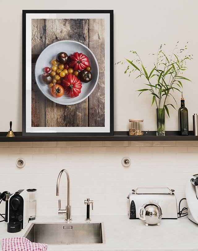 Deco Murale Cuisine 33 Idees Decoration Pour Vos Murs De Cuisine
