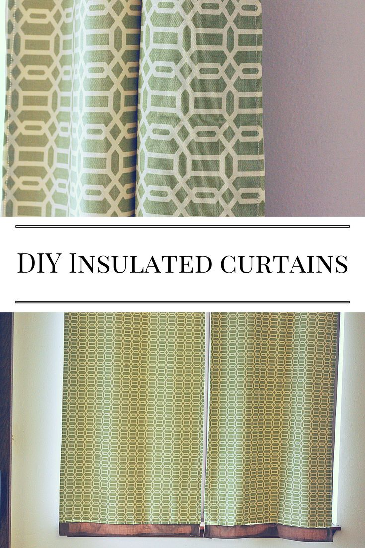 Best 10 Insulated Curtains Ideas On Pinterest