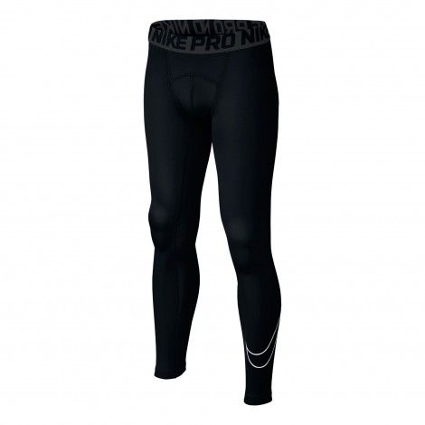 Nike Pro Tight trainingsbroek junior black De Wit Schijndel