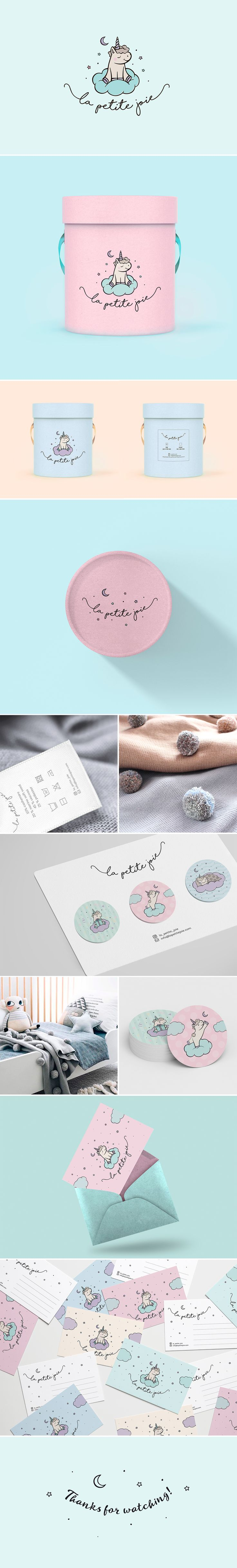 La Petite Joie on Behance PD