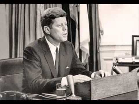 """REFUSE TO HATE IT IS UNAMERICAN AND UNCHRISTIAN TO BE A RACIST JFK'S """"CIVIL RIGHTS"""" SPEECH (JUNE 11, 1963)"""