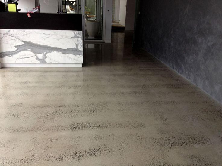 Polish Concrete Floor