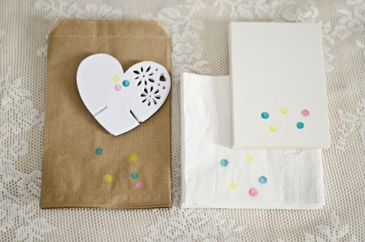 Styling pakket confetti http://www.weddingwinkel.nl/Product/styling-pakket-confetti/