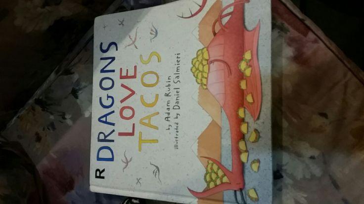 Dragons love tacos greatbook