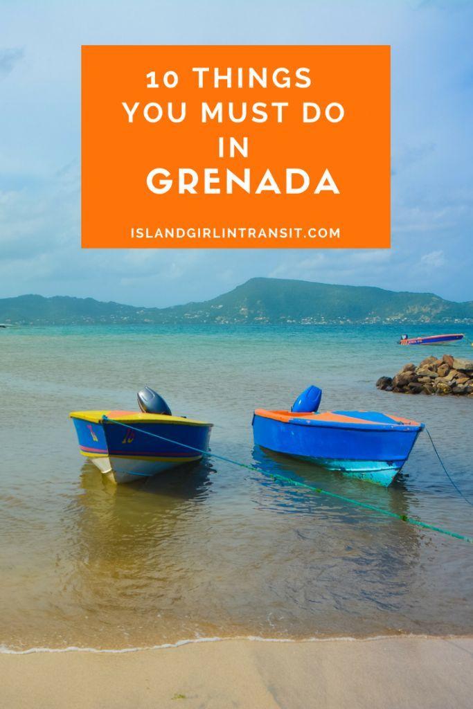 #Caribbean #Travel: 10 Things You Must Do in Grenada