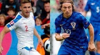 República Checa vs. Croacia EN VIVO ONLINE: Modric y Rakitic buscan pase a octavos de final de Eurocopa 2016.
