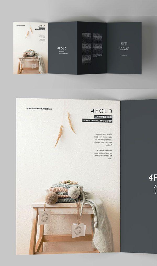 Fresh Free Psd Mockup Templates 45 Mock Ups Freebies Graphic Design Junction Brochure Design Creative Brochure Design Layout Brochure Design Inspiration