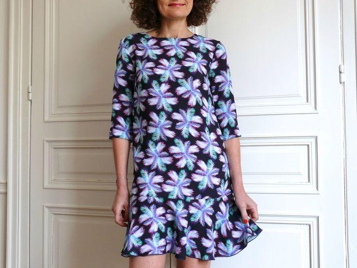 Coralie robe trop courte