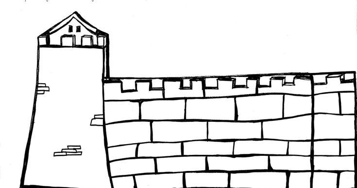"""Hoy hemos empezado a construir nuestra """"Gran muralla china."""" Hay que trabajar mucho para construir los más de 6000 km que tiene. Creo qu..."""