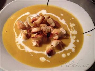 Zobrazit detail - Recept - Dýňová polévka