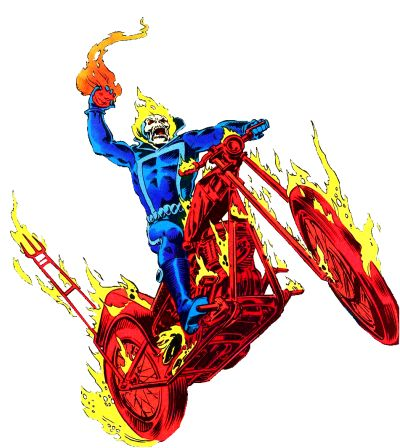 Ghost Rider Johnny Blaze | Ghost Rider (Johnny Blaze) - Traitor Game Wiki