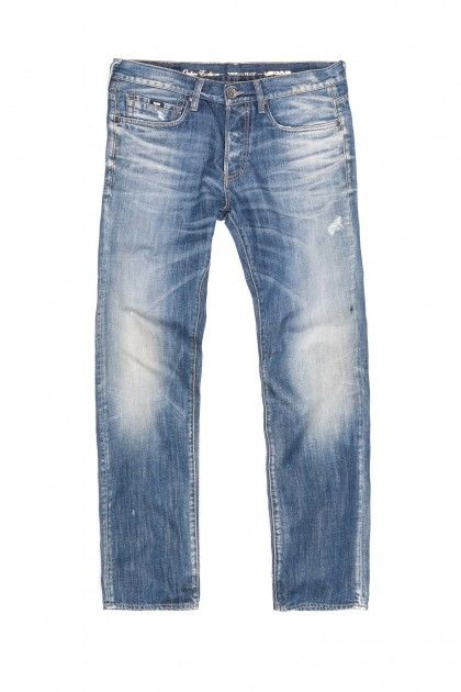 RAUL Y005 - Online Exclusive - Jeans - Man - Gas Jeans online store - Unique piece denim