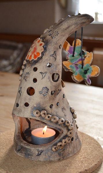 Windlicht Brix 101-402 von Keramik-Kreativ auf DaWanda.com