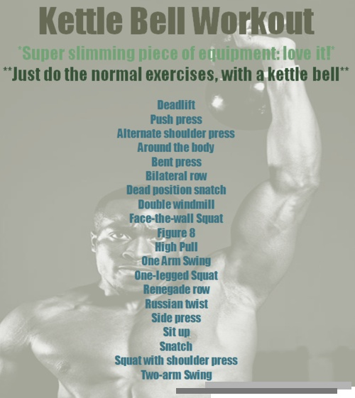 17 Best Images About Kettle Bell Workouts On Pinterest