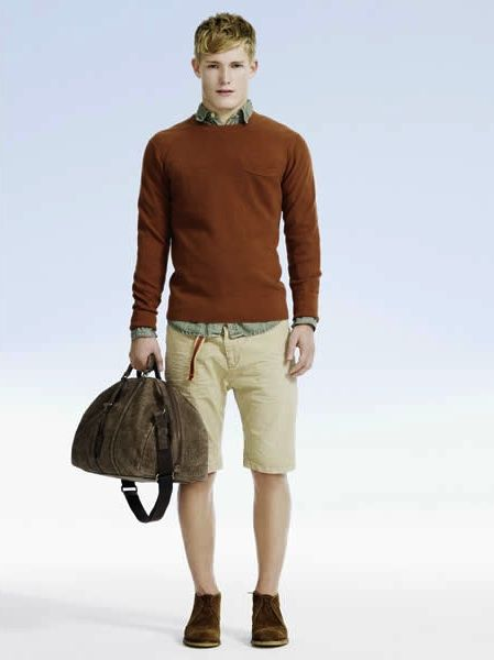 House of Fraser S/S 2013 lookbook