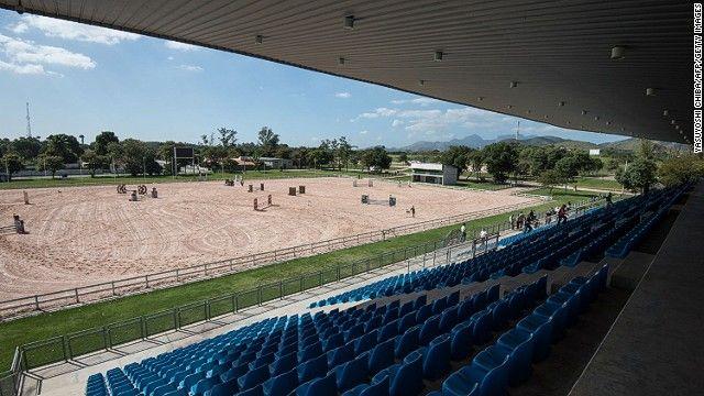 rio olympic equestrian centre - Google Search