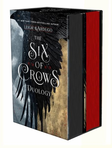 The Six of Crows Duology Boxed Set - BookOutlet.com