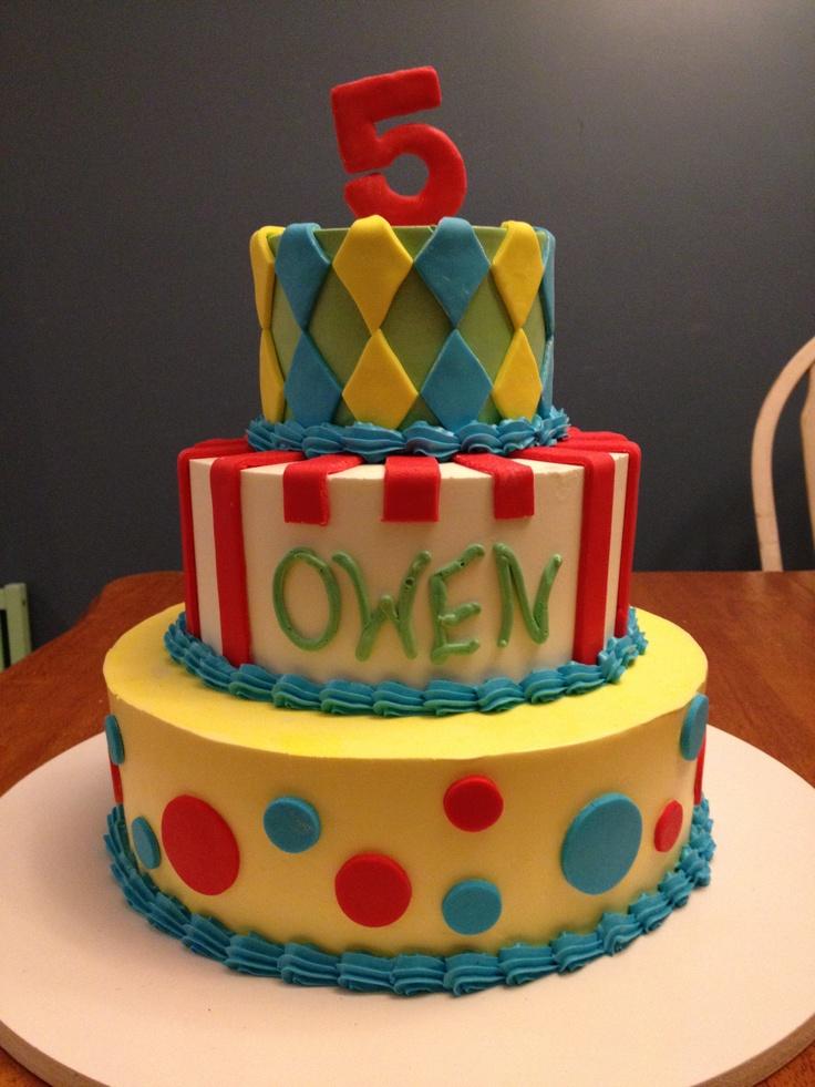 Birthdays Cakes Photo