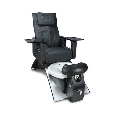 The best chair a nail tech could have makes life so easy for Sillas para pedicure