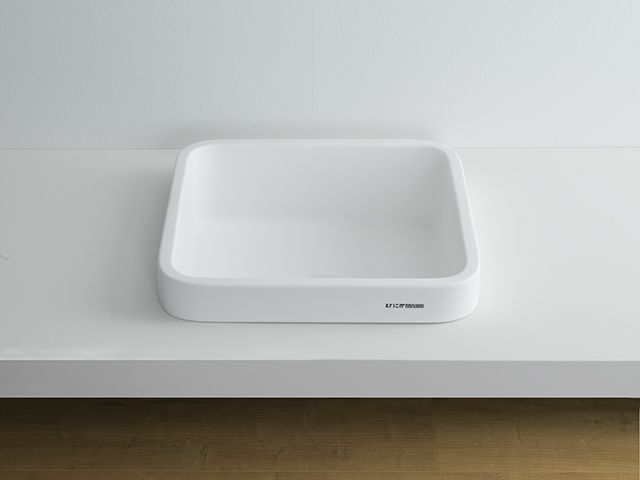 SERIE 3-WAY By KRION®  #KRION #Porcelanosa #Systempool #SolidSurface #3WAY #design #product #bath #washbasin