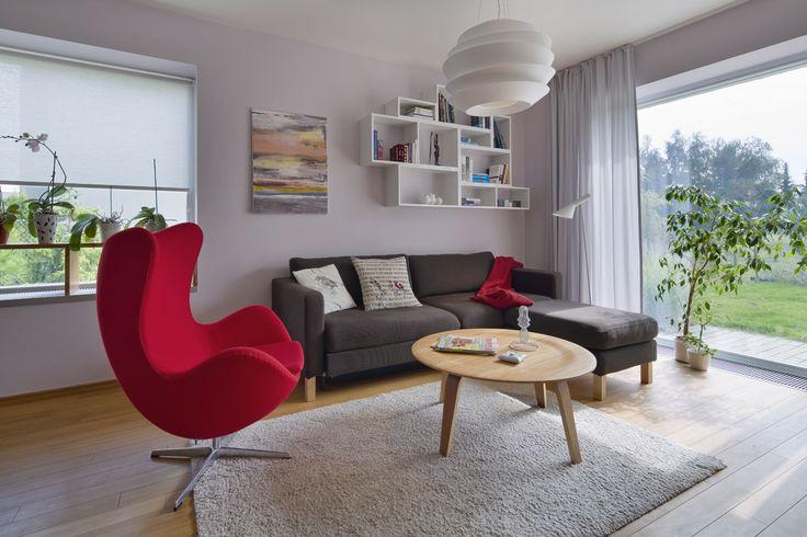 obývací pokoj ve Slivenci