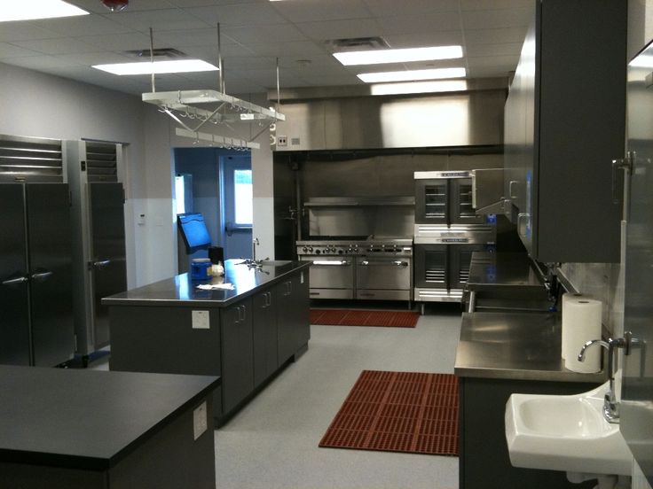 Commercial Kitchen Design Standards Uk
