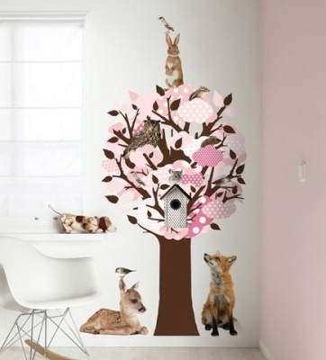Bring the forest in house! http://www.mookum.com/en/products/softtone-tree/618/