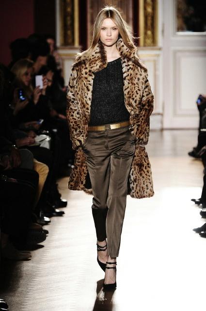 Barbara Bui Fall Winter 2012 2013: Fall 2012 Winter, 2012 2013, Barbara Bui, Leopards Prints, 2012Winter 2013, 2012 Winter 2013, Fall Trends, Fall 2012Winter, 2012 Trends