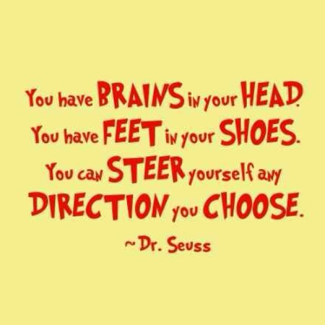 Dr Seuss Quotes Kid: Dr Seuss Quote