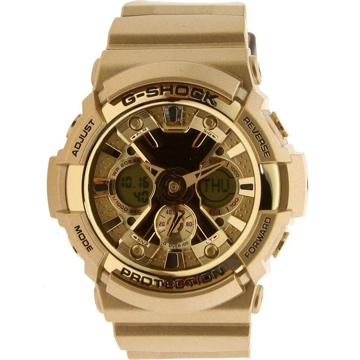 gold g shock watch - Bing Images