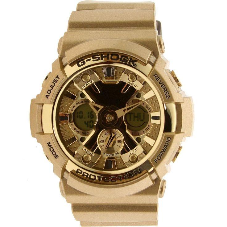gold g shock watch - Bing Images