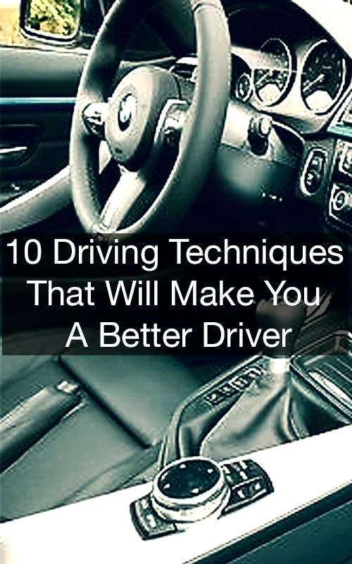This mistake is responsible for countless accidents each year. Learn how to avoid this dangerous error. 10 insanely useful driving techniques guaranteed to make you a better driver.