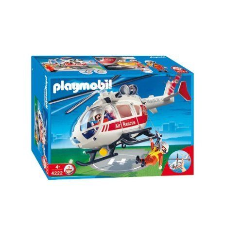Playmobil Medical 'Copter' by PLAYMOBIL USA INC. $52.99