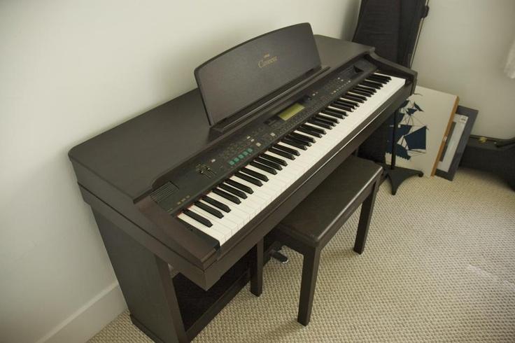 17 best images about yamaha pianos on pinterest key for Yamaha white piano bench