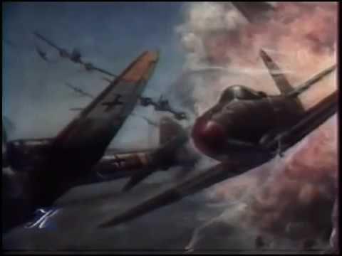 """Ветераны Военно-Воздушных Сил России: """"Александр Покрышкин""""документальный фильм, 1984 го..."""