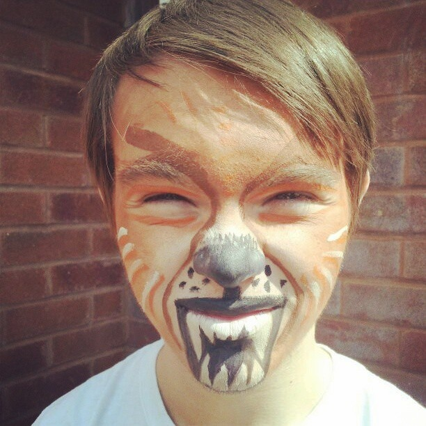 Fundraising Idea: Face painting!
