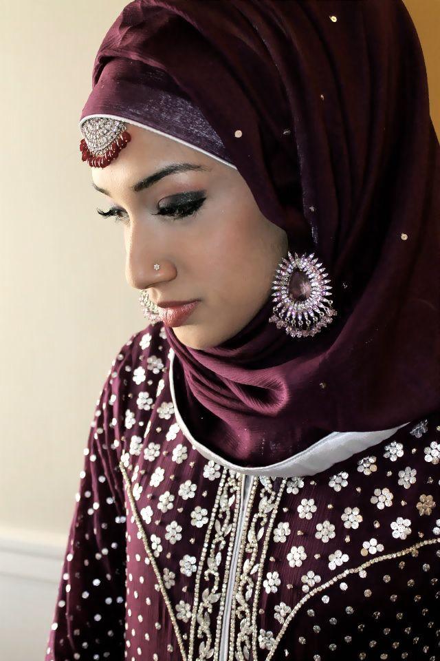 favorite outfit and jewelry. hijabi/pakistani love.